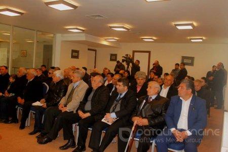 """""""Sözün Zəlimxan zirvəsi"""" kitabının təqdimatı keçirildi"""