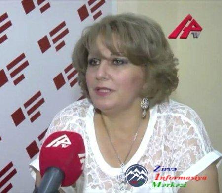 """Xalidə Xalid: """" Erməni sözçüsü  öz adını kimə qoymaq istəyir?"""""""