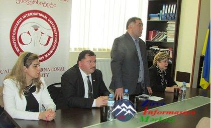 Tiflisdə 31 Mart - Azərbaycanlıların Soyqırımı Gününə həsr olunmuş konfrans ...