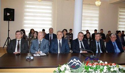 Azərbaycan Texniki Universitetində Azərbaycanlıların Soyqırımı Günü ilə əlaqədar anma mərasimi keçirilib