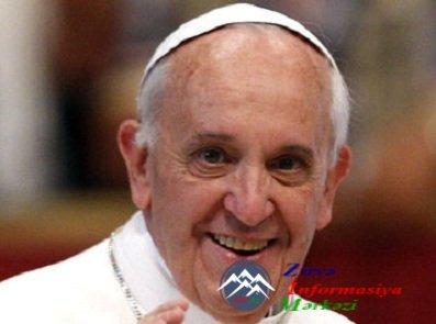 """Roma Papası qondarma """"soyqırım"""" tədbirlərinə qatılmayacaq"""