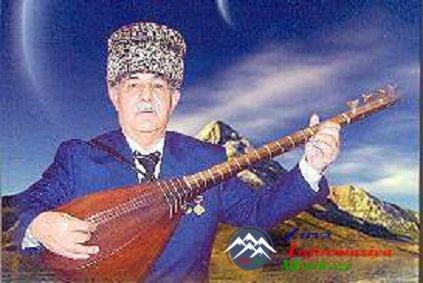 Aşıq Mahmud Məmmədovun 80 illik yubileyi