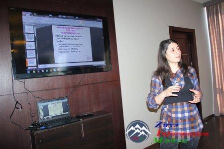 Marneulidə yeni layihənin təqdimatı keçirilib