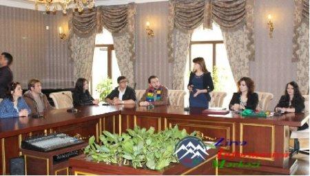 AMM-Gənclər şöbəsi və Odlar yurdu GİB arasında memorandum imzalanıb