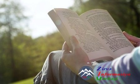 Axı kitab oxumaq mədəniyyətdir!