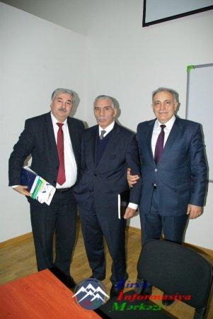 Foto-Arxivdən: Müşfiq Borçalı: Müxtəlif tədbirlərdə...