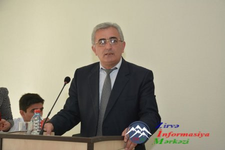 """AMİ-də """"Azərbaycanda sosial işin təşkili"""" mövzusunda konfrans"""