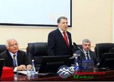 """""""Azərbaycan-Türkiyə: yeddi ulu ozan"""" mövzusunda Beynəlxalq elmi simpozium"""