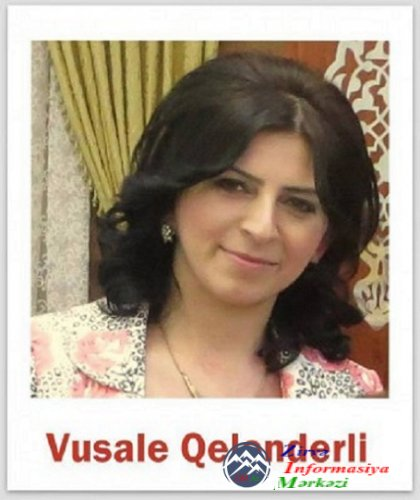 """Vüsalə QƏLƏNDƏRLİ: Qadın olmaq… """"Kadın olmak..."""""""