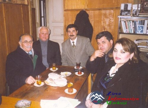 80-ci BAHARINDIR, DƏDƏ... (SÜLEYMAN ƏFƏNDİ - 80)