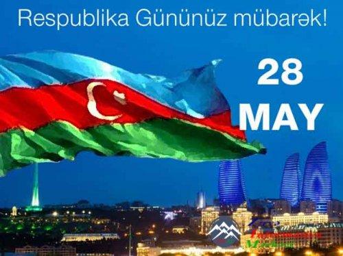 28 May - Respublika Günüdür!