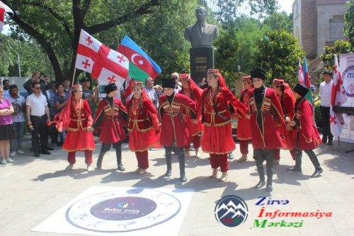 İlk Avopa Oyunları Gürcüstanda qeyd olundu