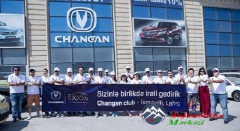 Changan klubu Lahıcda