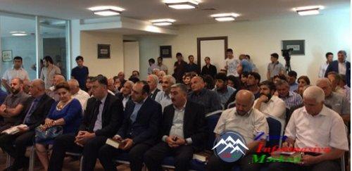 Marneulidə Azərbaycan-Gürcüstan Parlamentlərarası Dostluq Qrupunun sədri Qənirə Paşayeva ilə görüş keçirilib