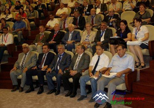 AzTU-da IV Beynəlxalq elmi konfrans