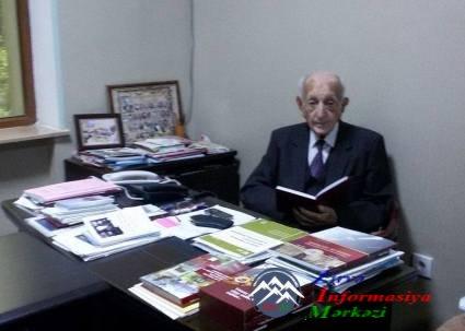 Akademik Maqsud Əliyevlə MÜSAHİBƏ