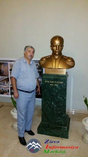 Müşfiq BORÇALI: TİFLİS - DOĞMA ŞƏHƏR!..