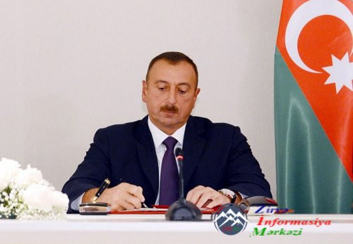 AMEA əməkdaşlarının təltif edilməsi haqqında Azərbaycan Respublikası Prezidentinin Sərəncamı