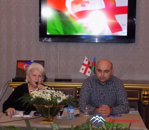 Tbilisidə Azərbaycan-Gürcüstan mədəni əlaqələrinin inkişaf perspektivləri m ...