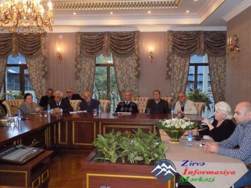 Tbilisidə Azərbaycan-Gürcüstan mədəni əlaqələrinin inkişaf perspektivləri müzakirə olunub