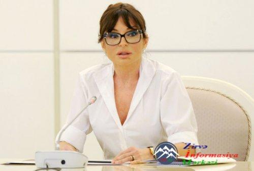 Birinci Xanım - Mehriban Arif qızı Əliyeva