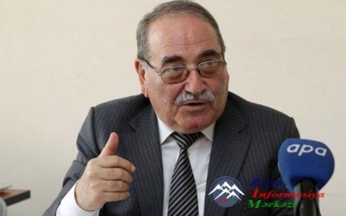 AMEA-nın Dilçilik İnstitutunun direktoru, akademik Tofiq Hacıyev vəfat edib ...