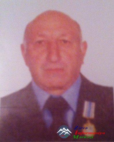 Mənalı ömür yolu -- Bayram Abbasov - 65