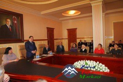 BDU-da Dünya Azərbaycanlılarının Həmrəyliyi Günü qeyd edilib