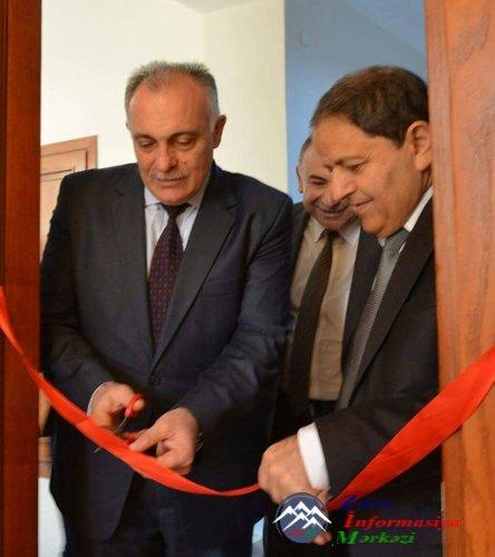 AzTU-nun nəzdində ESTIEM LG Baku Tələbə Taşkilatının ofisi açılmışdır