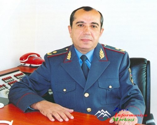 POLİS GENERAL-MAYORU CAVANŞİR MƏMMƏDOVU TƏBRİK EDİRİK!..