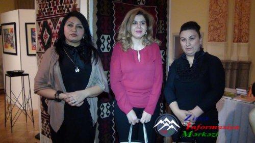 Gürcüstanda Azərbaycan mədəni irs nümunələrinin sərgisi keçirilib