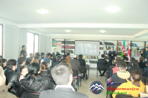 Ümummilli lider Heydər Əliyevin anım günü Tbilisidə keçirilib