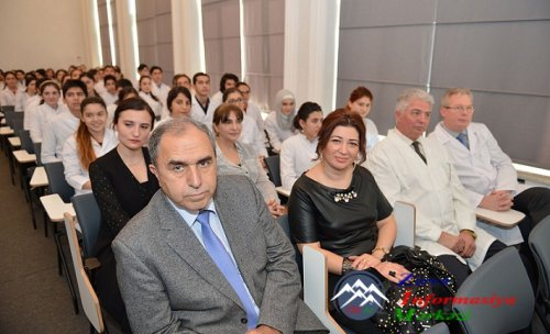 İ.M.Seçenov adına I Moskva Dövlət Tibb Universitetinin Bakı filialına rektor təyin olunub