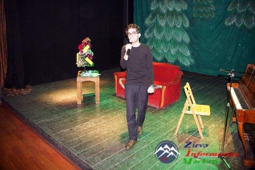 Tbilisidə azərbaycanlı rejissorun tamaşasının təqdimatı olub