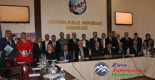 """Ötərxan Eltacın """"Qurd balası"""" kitabının təqdimatı keçirilib"""