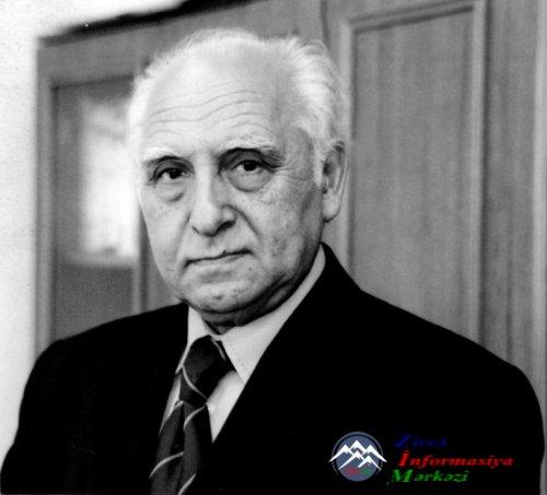Vətəndaş, alim, jurnalist - Teymur Əhmədov - 85