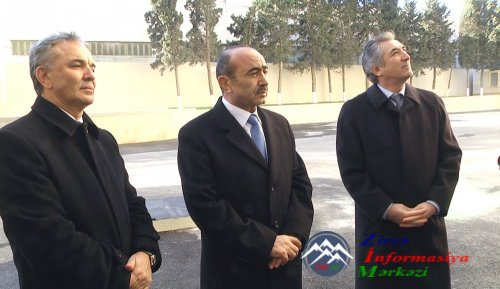 İTv-nin əməkdaşları üçün kooperativ yaşayış binası istifadəyə verilib