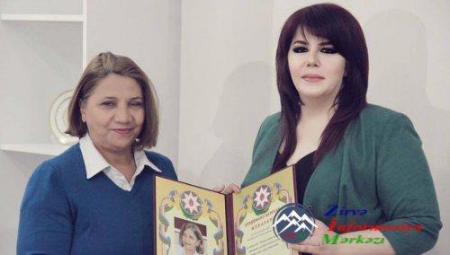 """""""Yeni Yurd"""" Xurşudbanu Natəvan adına mükafatı alimlərə təqdim etdi"""