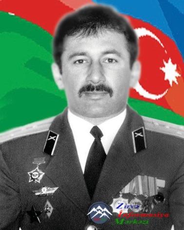Azərbaycanın Milli Qəhrəmanı - Vəzir Sədiyev