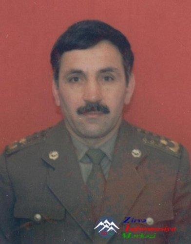 Mayor SƏLİMXAN ƏHMƏDOV