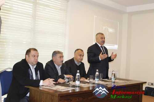 Marneulidə 20 yanvar hadisələri yad edildi