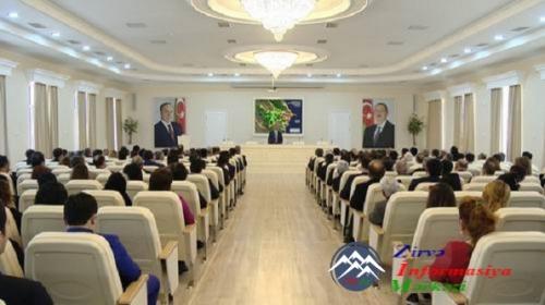 """""""Azəryolservis"""" ASC-də 20 Yanvar şəhidlərinin xatirəsi anılıb"""
