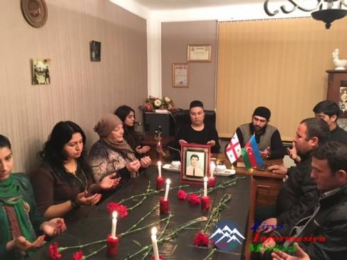 20 Yanvar faciəsi Rustavidə də anılıb