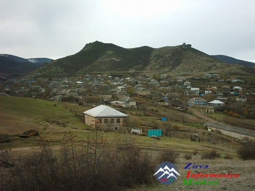 Qədim SARAÇLI kəndi