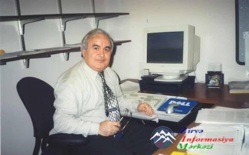 İsmət Süleyman oğlu Əhmədov (SARAÇLI)