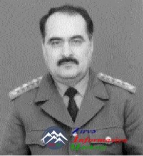 Polkovnik-leytenant VAQİF BAYRAMOV (1959)