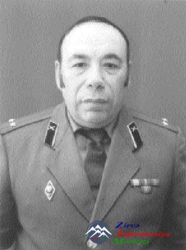 Polkovnik-leytenant ADİL ƏLİYEV (1944)