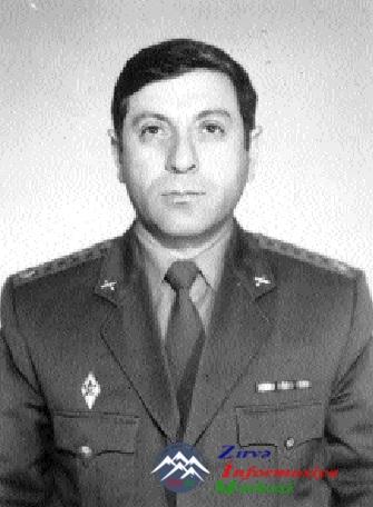 Polkovnik TOFİQ ŞAHBAZOV (1950)