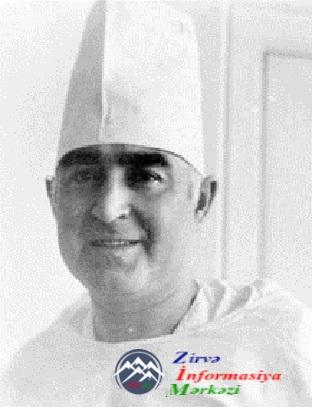 Professor FƏRMAN GÜLMƏMMƏDOV (1939)