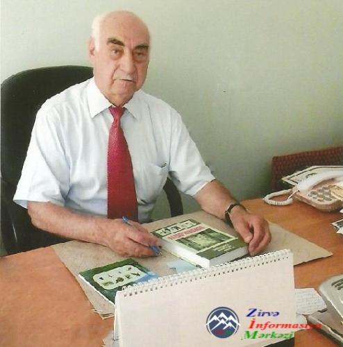 TƏDQİQATÇI ALİM - OQTAY MİRZƏYEV